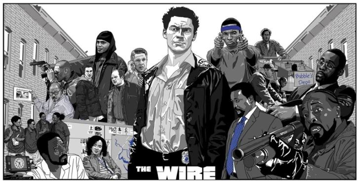 Wire sick art