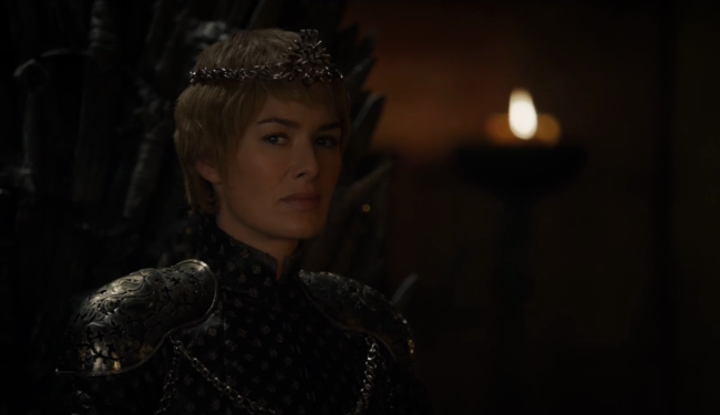 Side Eye Cersei